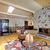 暖炉 · インテリアデザイン · 現代 · フロント · 具体的な · 家 - ストックフォト © iriana88w