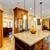 parlak · lüks · mutfak · oda · ada · granit - stok fotoğraf © iriana88w