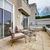 balkon · meble · nowego · taras - zdjęcia stock © iriana88w
