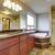 moderno · a · casa · branca · banheiro · banheira · clarabóia · mármore - foto stock © iriana88w