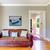 leather sofa and living room with open door stock photo © iriana88w