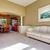 luxe · eetkamer · witte · kolommen · plafond · olijfolie - stockfoto © iriana88w
