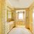 古い · アメリカン · 家 · ベッド · 壁紙 · カーペット - ストックフォト © iriana88w