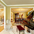 luxury family room with grand piano stock photo © iriana88w