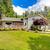extérieur · de · la · maison · mur · de · briques · paysage · garage - photo stock © iriana88w