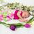 розовый · весенние · цветы · девушки · весны - Сток-фото © iriana88w