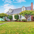 authentic gray house with yard stock photo © iriana88w