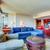 wnętrza · niebieski · fotel · pokój · starych · domu - zdjęcia stock © iriana88w