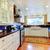 белый · интерьер · кухни · большой · раковина · окна - Сток-фото © iriana88w