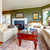 güzel · oturma · odası · ahşap · zemin · pencereler · aile - stok fotoğraf © iriana88w