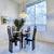 confortável · canto · quarto · mobiliário · casa - foto stock © iriana88w
