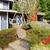 Haus · schönen · dringende · Bitte · braun · grünen · Rasen - stock foto © iriana88w