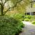 brun · extérieur · de · la · maison · vert · été · jardin - photo stock © iriana88w