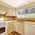 brilhante · confortável · cozinha · bege · branco · teto - foto stock © iriana88w
