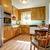 木材 · キッチン · 青 · タイル · ステンレス · 家 - ストックフォト © iriana88w