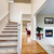 ホーム · インテリア · リビングルーム · 階段 · 暖炉 - ストックフォト © iriana88w