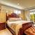 luxo · quarto · madeira · mobiliário · conjunto · espaçoso - foto stock © iriana88w
