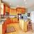 moderne · keuken · kamer · eiland · houten · staal - stockfoto © iriana88w