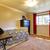 спальня · интерьер · желтый · стен · телевизор · черный - Сток-фото © iriana88w