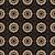 vector · naadloos · bloemen · goud · patroon - stockfoto © irinavk