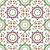 Seamless geometric pattern stock photo © Irinka_Spirid