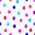 イースターエッグ · かわいい · エンドレス · 背景 · カラフル - ストックフォト © irinka_spirid