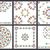 этнических · карт · набор · универсальный · геометрическим · рисунком · традиционный - Сток-фото © Irinka_Spirid