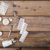 pilule · bouteilles · Pack · table · en · bois - photo stock © ironstealth