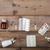 setup from various pill bottles an blister pack stock photo © ironstealth