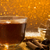 Кубок · красный · чай · тростник · сахар · корицей - Сток-фото © ironstealth