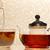 leite · copo · preto · chá · transparente · bule - foto stock © ironstealth