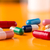renkli · ilaçlar · hapları · turuncu · tıbbi - stok fotoğraf © ironstealth