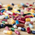 heap of medicine capsules and pills stock photo © ironstealth