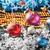 colorido · natal · brilhante · turva · bola - foto stock © ironstealth