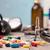 различный · таблетки · капсулы · наркотики · медицина · здравоохранения - Сток-фото © ironstealth