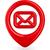 конверт · дорожный · знак · белый · изолированный · 3D · изображение - Сток-фото © iserg
