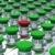 botão · pare · branco · 3D · imagem - foto stock © iserg