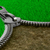 zipper with grass and ground isolated 3d image stock photo © iserg