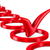 duży · pozytywny · symbol · biały · odizolowany · 3D - zdjęcia stock © iserg