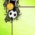 ハンドボール · ショット · 抽象的な · グランジ · スペース · スポーツ - ストックフォト © istone_hun