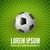 futebol · futebol · abstrato · cartaz · projeto · vetor - foto stock © iunewind