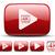 çevrimiçi · sinema · ikon · logo · film · logo · tasarımı - stok fotoğraf © iunewind