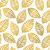 hand drawn leaves seamless pattern stock photo © ivaleksa