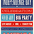 us independence day party flyer stock photo © ivaleksa
