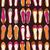 bezszwowy · buty · biały · moda · zakupy · grupy - zdjęcia stock © ivaleksa