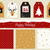 Noël · rectangle · bannière · modèles - photo stock © ivaleksa