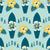 naadloos · tropische · hibiscus · bloemen · bloem - stockfoto © ivaleksa