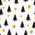 christmas seamless pattern stock photo © ivaleksa