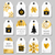 Noël · cadeau · blanc · noir · or - photo stock © ivaleksa