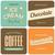 premie · koffie · reclame · poster · typografie · ontwerp - stockfoto © ivaleksa